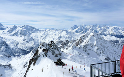 Skihotels in 4 Vallees