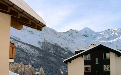 Skihotels in Saastal - Saas Fee